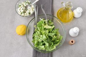 Салат из творога - фото шаг 4