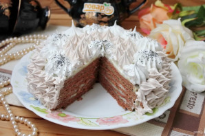 "Торт ""Крем-брюле"" - фото шаг 17"