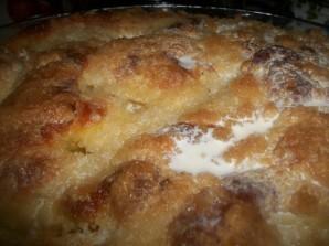 Сахарный пирог со сливками - фото шаг 6