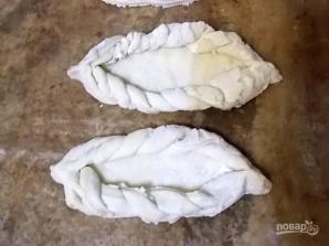 """Открытые пирожки """"Ладья"""" - фото шаг 7"""