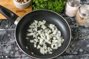 Борщ с квашеной капустой и фасолью - фото шаг 4