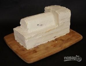 """Торт """"Паровоз"""" - фото шаг 3"""