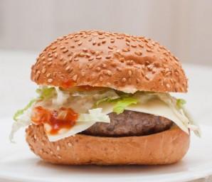 Котлета для бургера - фото шаг 5