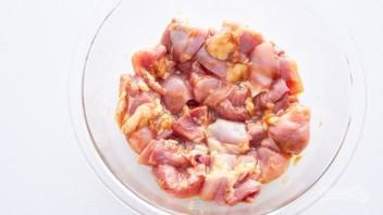 Курица по-китайски в сладеньком соусе - фото шаг 1