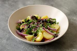 Марокканский картофельный салат - фото шаг 6
