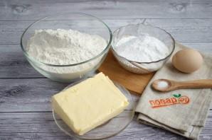 Домашнее масляное печенье - фото шаг 1