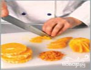 Филе индейки с апельсинами - фото шаг 2