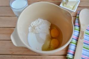 Маково-кокосовый пирог - фото шаг 8