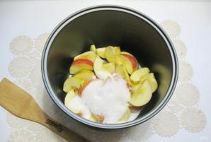 Компот из яблок в мультиварке - фото шаг 4
