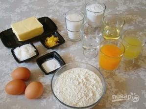 Лимонник пирог - фото шаг 1
