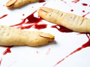 """Песочное печенье """"Ведьмины пальчики"""" - фото шаг 10"""