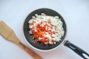 Щи с капустой и помидорами - фото шаг 3