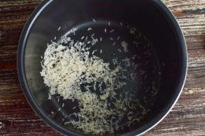 Рис с изюмом в мультиварке - фото шаг 2