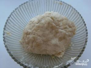 Постный черничный пирог - фото шаг 3