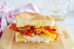 Стир-фрай сэндвич - фото шаг 6