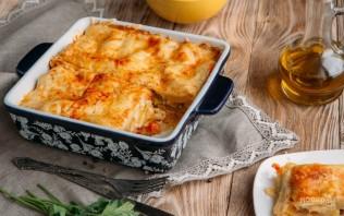 Рецепт лазаньи с овощами - фото шаг 6