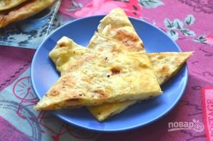 Ёка с сыром - фото шаг 8