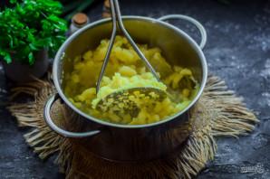Картофельное пюре с творогом - фото шаг 4