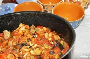 Запеканка из овощей в горшочках - фото шаг 4