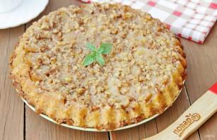 Яблочный пирог для веганов - фото шаг 10