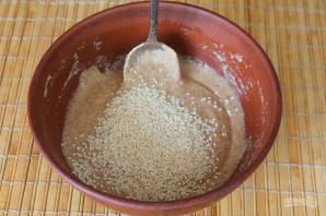 Оладьи на сухой сковороде - фото шаг 5