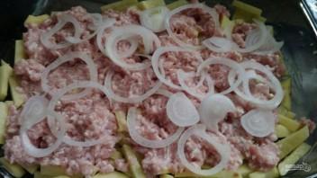 Запеканка с картофелем и мясным фаршем - фото шаг 2
