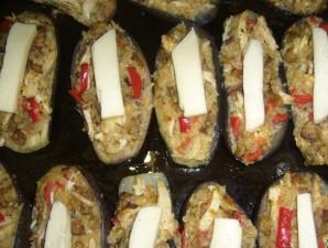 Курица с баклажанами и рисом - фото шаг 7