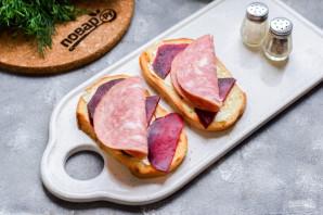 Датские бутерброды - фото шаг 5