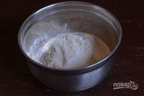 Вкусное тесто для чебуреков - фото шаг 2