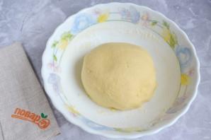 Медовое печенье с орехами - фото шаг 5