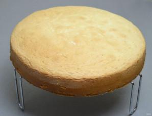 Тирольский пирог с клубникой - фото шаг 15