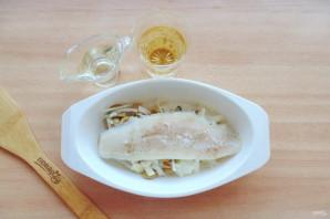 Рыба запеченная с оливками - фото шаг 9