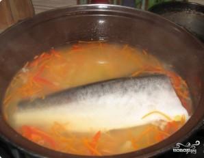 Суп из горбуши - фото шаг 3