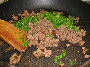 Омлет с мясным фаршем - фото шаг 3