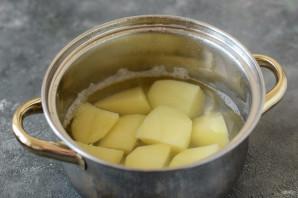 Котлеты из картофеля с кукурузой - фото шаг 2