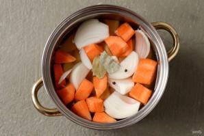 Немецкий картофельный суп - фото шаг 3