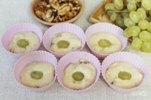 Кексы с орехами - фото шаг 6