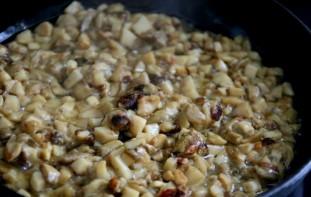 Пирожки с грибами жареные - фото шаг 1