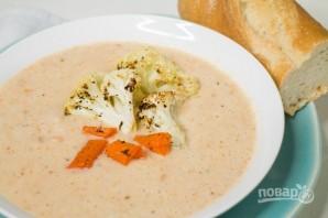 Суп-пюре из моркови и цветной капусты - фото шаг 3