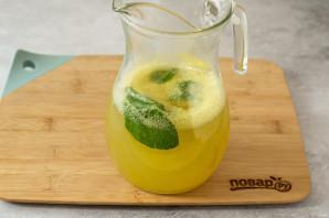 Яблочный лимонад - фото шаг 5