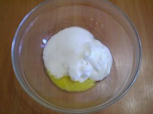 Клубничный бисквит - фото шаг 3