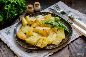 Картошка в сметане в микроволновке - фото шаг 8