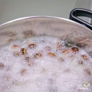 Улитки, жареные с розмарином - фото шаг 5