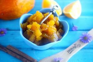 Варенье из тыквы с апельсином - фото шаг 5