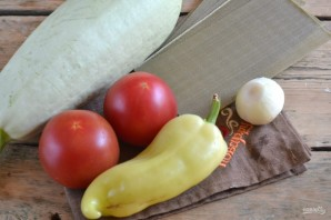 Овощная лазанья - фото шаг 1