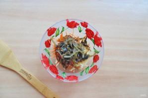 Витаминный салат из морской капусты - фото шаг 4