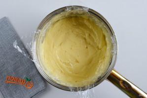 Пирог с заварным кремом - фото шаг 7