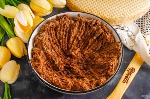 Вафельный торт с медом - фото шаг 4