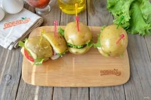 Сэндвичи из картофеля - фото шаг 8