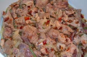 Жаркое из баранины с картофелем - фото шаг 5